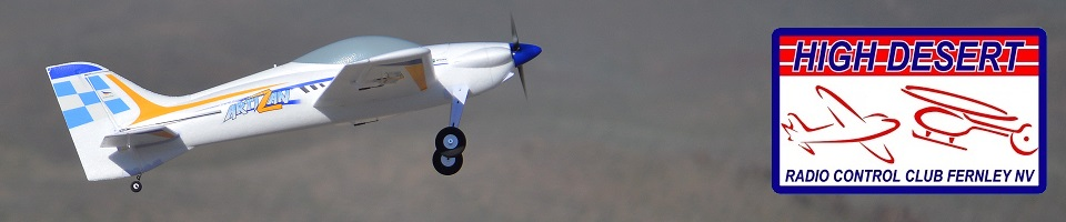 High Desert Radio Control Club – Fernley, Nevada