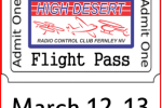 HDRCC Flight Pass