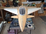 "Version 2 76"" Composite EuroFighter"